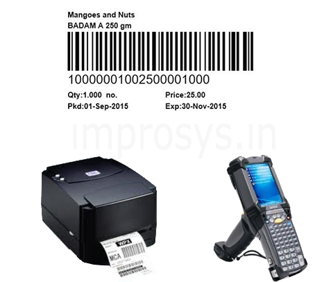warehouse inventory system with barcode thesis Third-party logistics, 3pl, warehousing management systems, wms,  further  implementation are done by the host company of this thesis  barcoding feature  should be included to the wms as almost all warehouses.